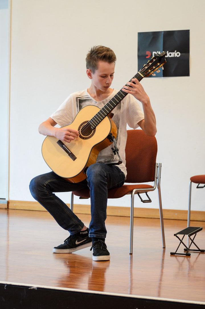 Teilnehmerkonzert Gitarrenfestspiele Nürtingen 2016 - Sergey Fedorov