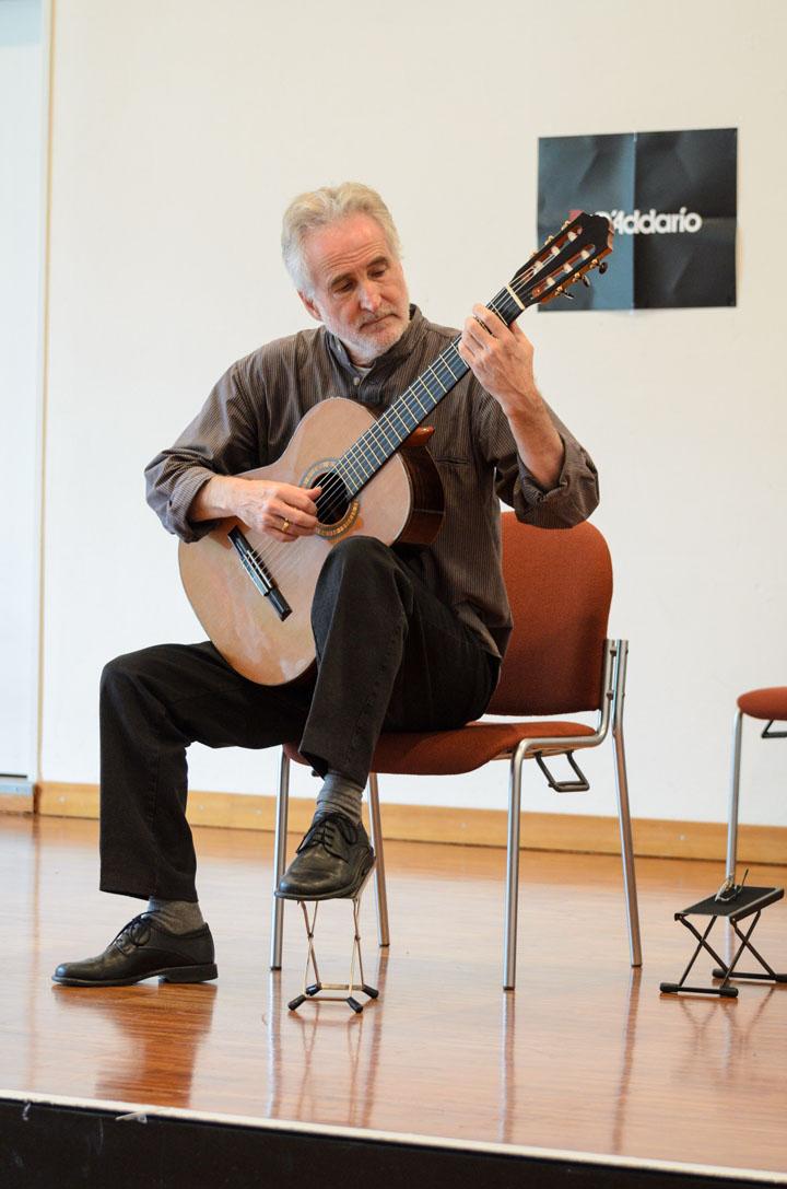 Teilnehmerkonzert Gitarrenfestspiele Nürtingen 2016 - Günter Mantei