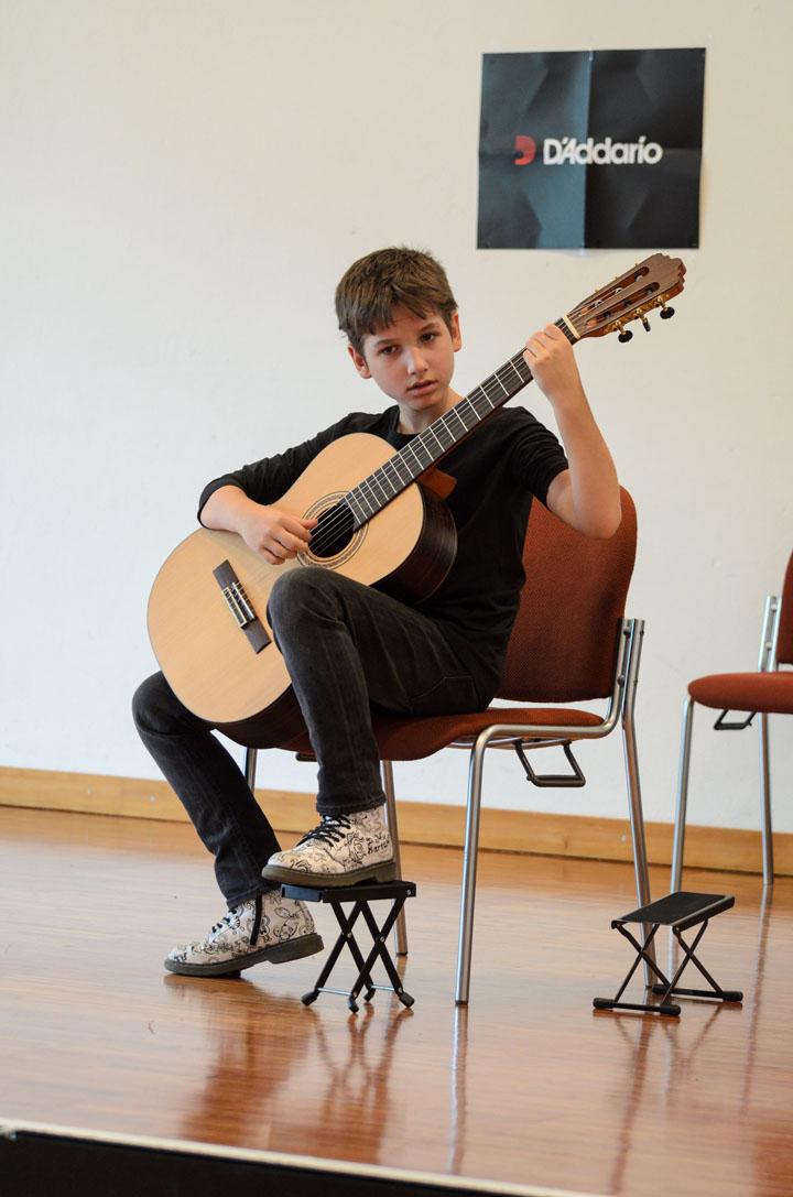 Teilnehmerkonzert Gitarrenfestspiele Nürtingen 2016 - Frano Zivkovic